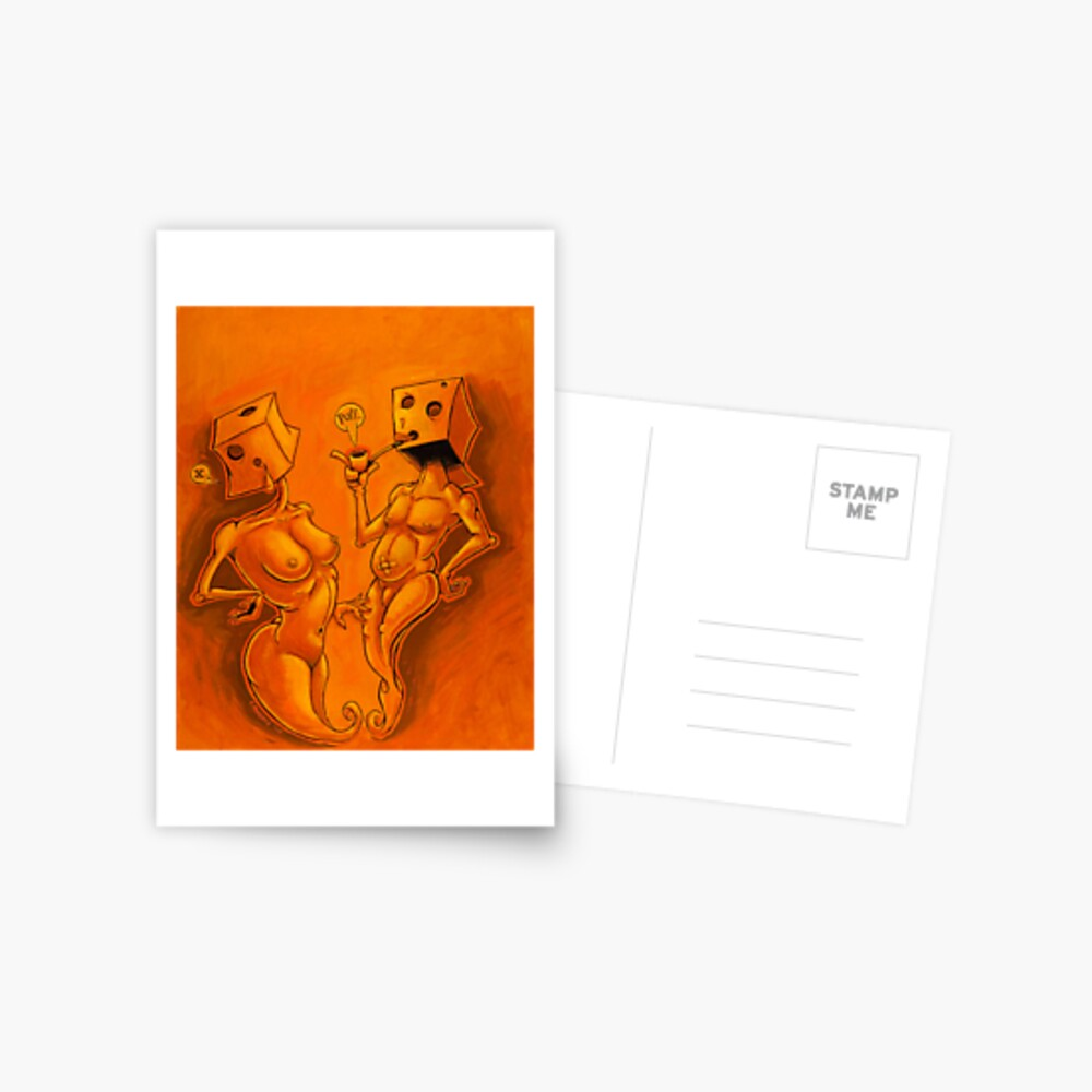 The Boxtops Postcard