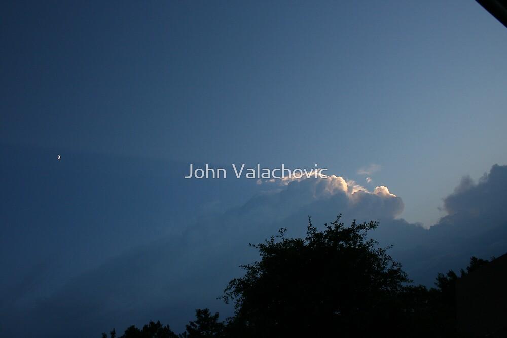 shadowing the Moon by John Valachovic