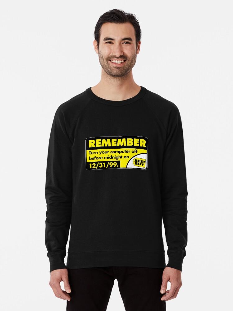 Alternate view of Remember... Lightweight Sweatshirt