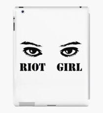 RIOT GIRL iPad Case/Skin