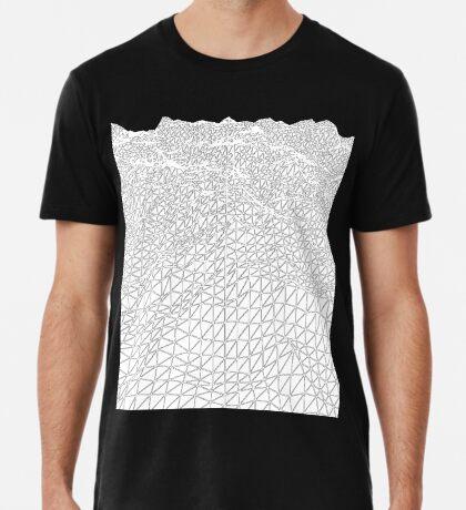 Terrain Generation with Perlin Noise in Processing by Daniel Shiffman Premium T-Shirt