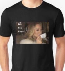 Mariah Carey- 2018 tea meme Unisex T-Shirt