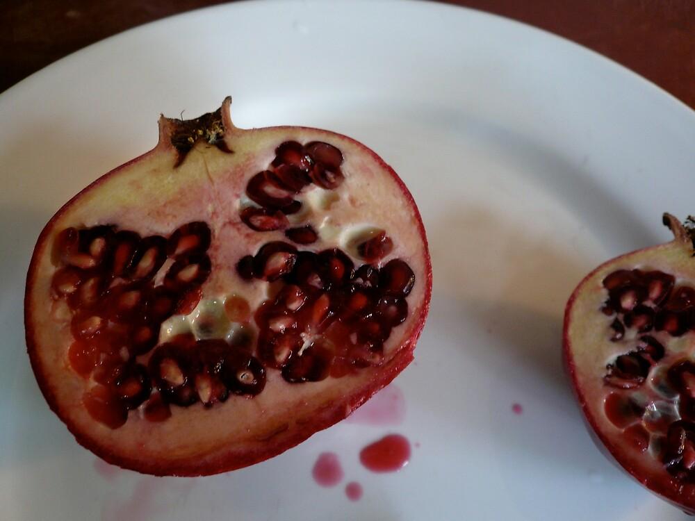 Pomegranate IV by geikomaiko
