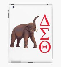 Delta Sigma Theta - Elephant iPad Case/Skin