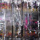 SUSPENSE, Original Abstract  by Dmitri Matkovsky