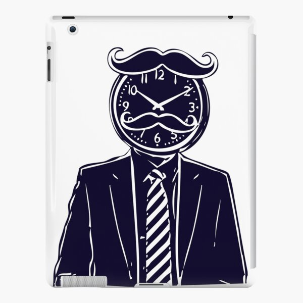 Mr. Time iPad Snap Case