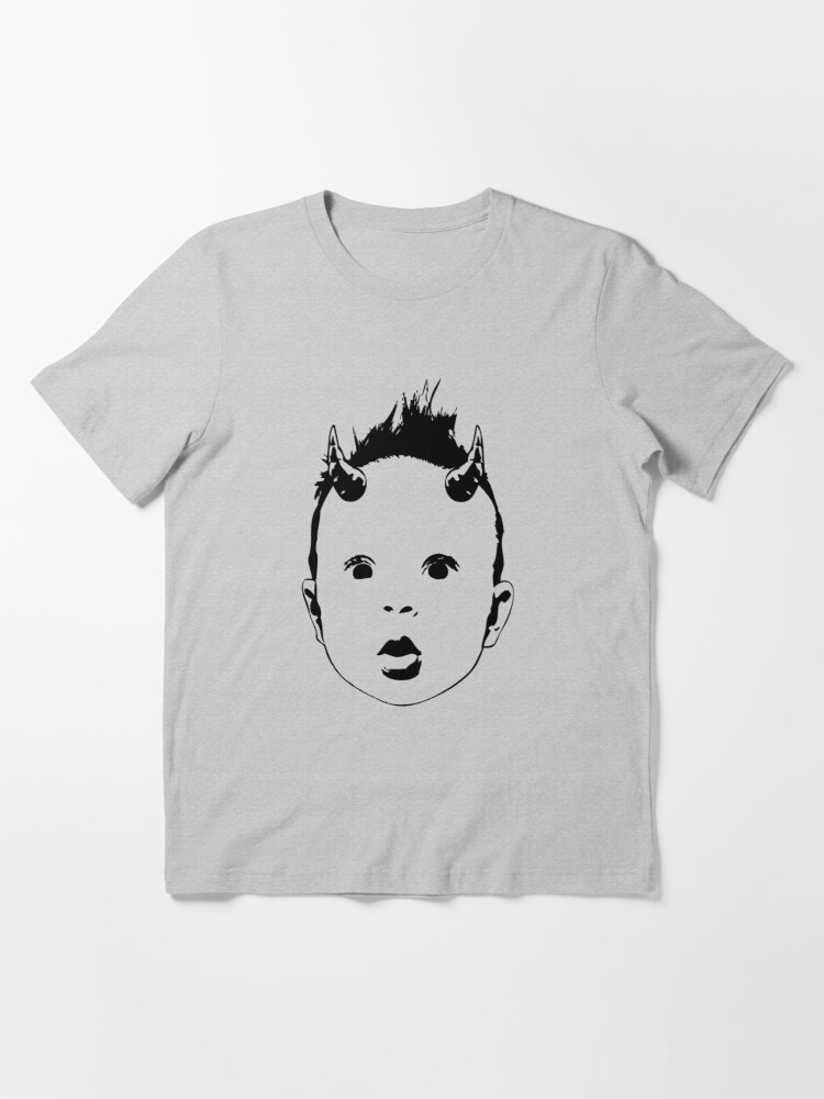 Alternate view of Born Bad Essential T-Shirt