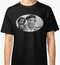 Archie Bunker and Sammy Classic T-Shirt