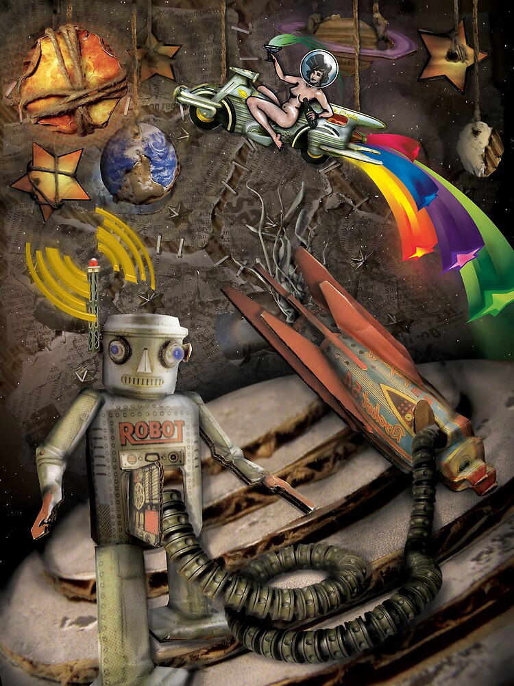 Interplanetary Craft by Verne