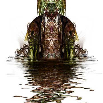 Dark Walker by SuperDeathGuy