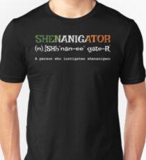 Shenanigator Unisex T-Shirt