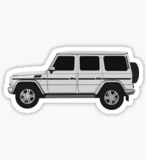G Wagon (New) Sticker