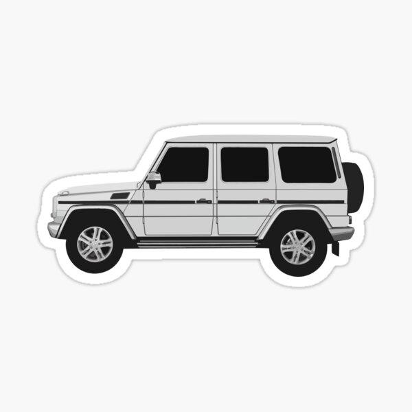 G Wagon (Nouveau) Sticker