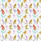 Birds Pattern by Extreme-Fantasy