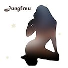 Sternzeichen Jungfrau - klein by NafetsNuarb