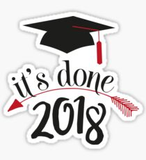 Graduation Sticker