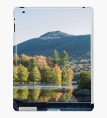 Vermont Fall Waterscape iPad Case/Skin
