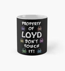 Property of Loyd Mug