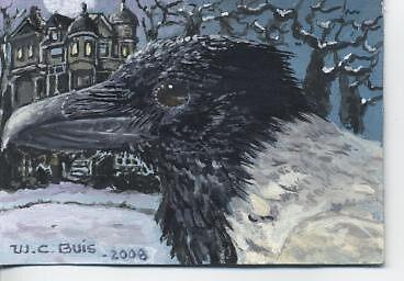 Raven Haven by mmdstudios