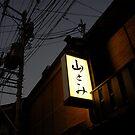 Pontocho, Kyoto by turningjapanese