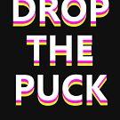 Drop The Puck by OrangeRakoon