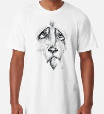 Sad Eyes Puppy Long T-Shirt