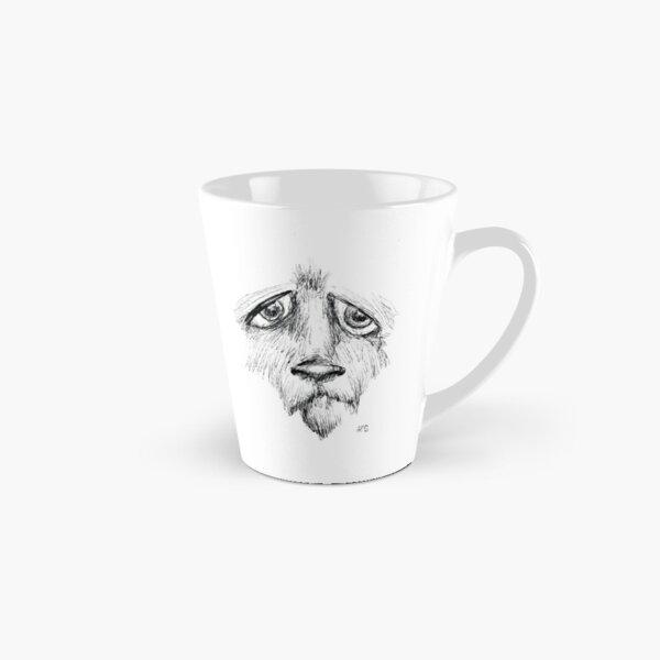 Sad Eyes Puppy Tall Mug