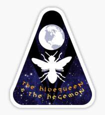 A Hive Queen Sticker