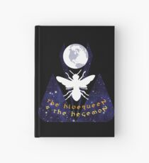 A Hive Queen Hardcover Journal