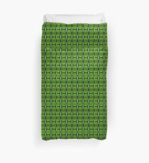 For lovers of green. Duvet Cover