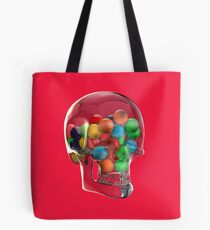 Death & Bubblegum Tote Bag