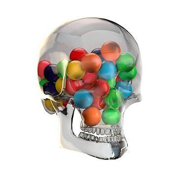 Death & Bubblegum by PixelGum