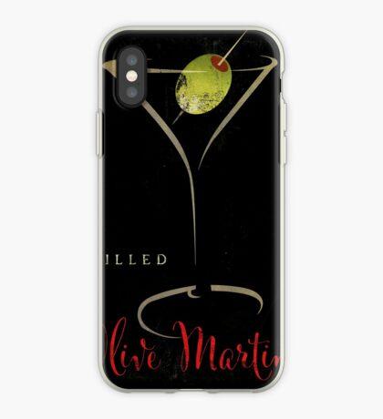 Olive Martini iPhone Case