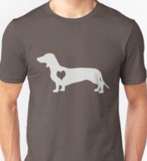 Camiseta unisex Adore Dachshunds