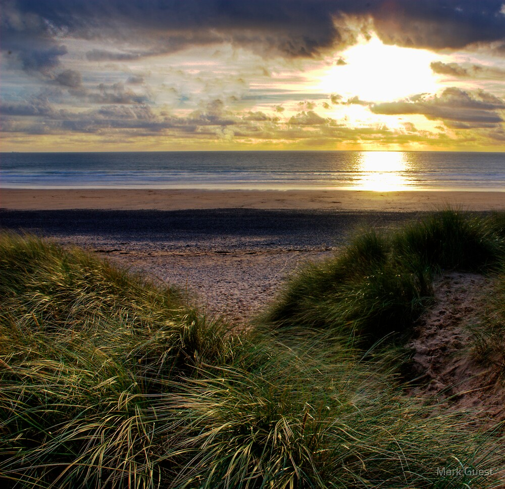 Freshwater West Beach ~ Pembrokeshire by Mark Guest