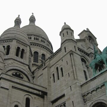 Sacre Coeur by toryworgan
