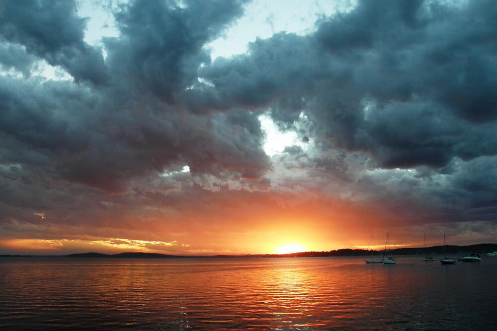 Lake Macquarie does it again by Anna D'Accione