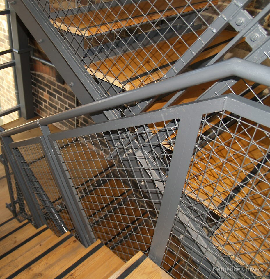 Stairs by Katherine Chivers