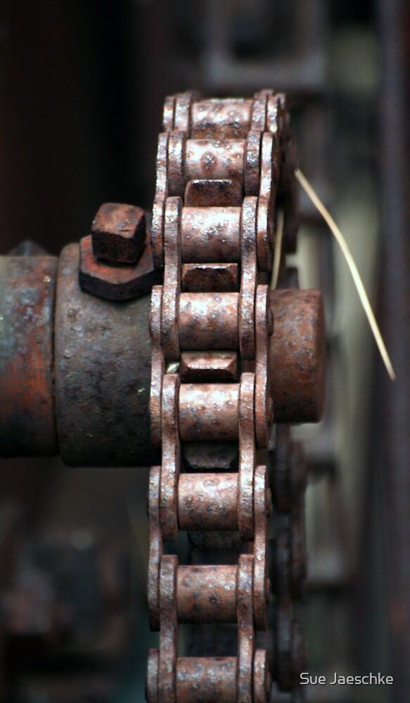 Chain chain chain by Sue Jaeschke