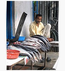 Nepalese Fisheries Poster