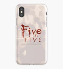 Faith the Vampire Sayer iPhone Case