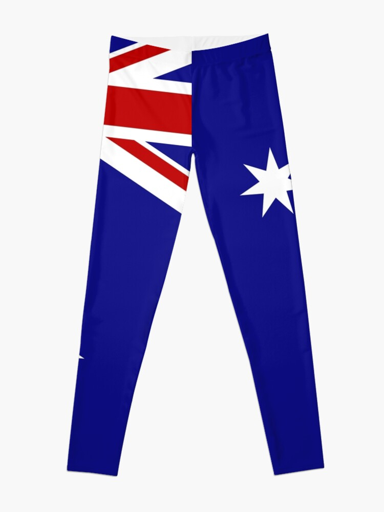 fd73620785 Australia Day Aussie Flag | Leggings