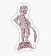 Manneken Pis Sticker