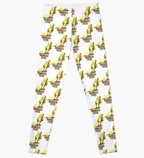 Manneken Frites Leggings