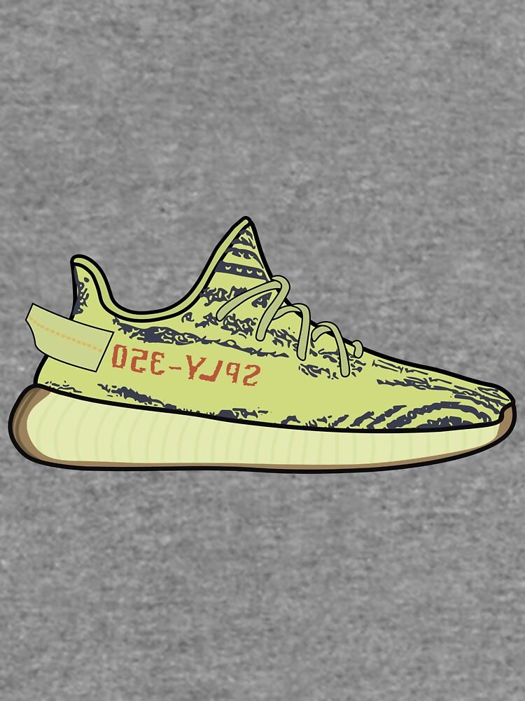 3ded3169970 Yeezy Boost 350 V2 Semi-Frozen Yellow