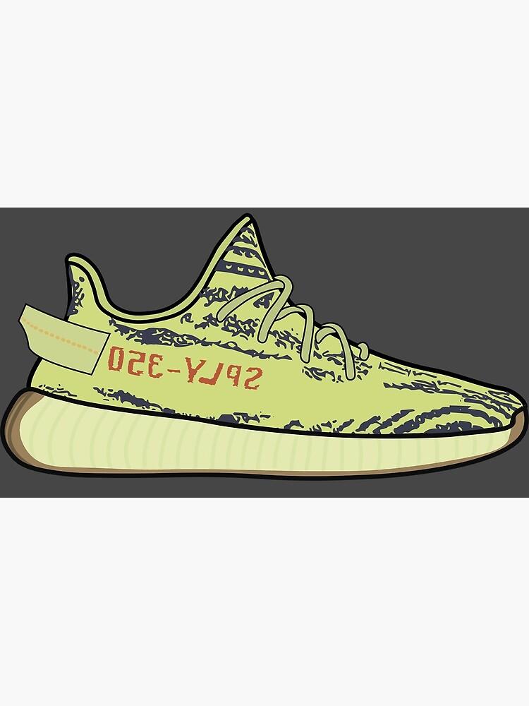 c335f40a658 Yeezy Boost 350 V2 Semi-Frozen Yellow