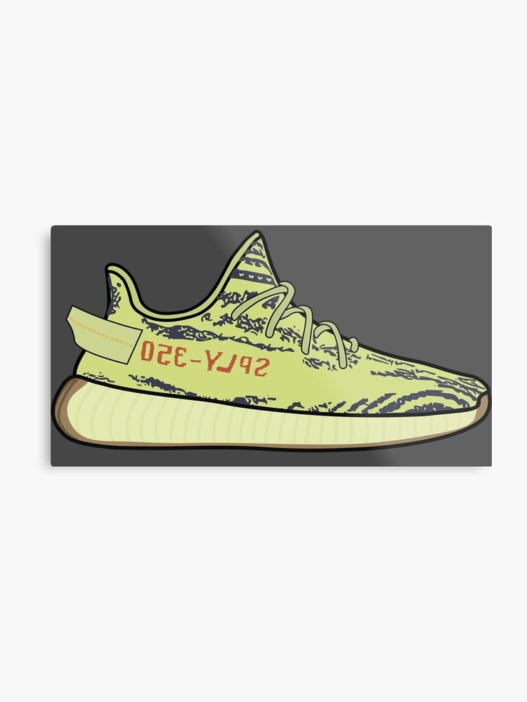e2f276104fd Yeezy Boost 350 V2 Semi-Frozen Yellow