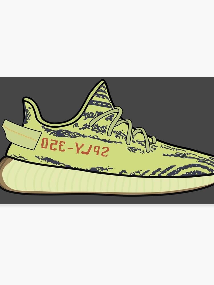295b3615c7f Yeezy Boost 350 V2 Semi-Frozen Yellow