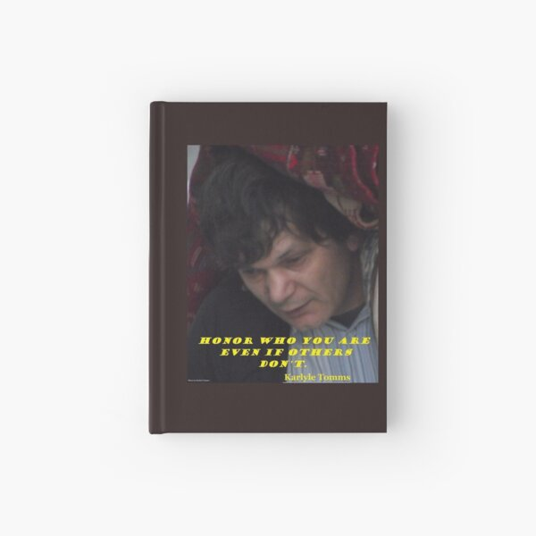 HONOR YOURSELF Hardcover Journal