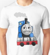 Thomas puffing along Unisex T-Shirt